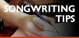 songwriting tips